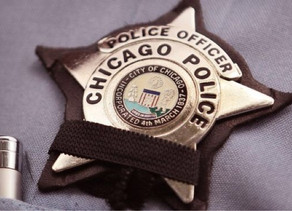 Two Chicago Police Officers Killed When Struck By Train While Chasing Suspect.