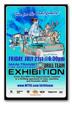 Main-Transit Drill Team Competition