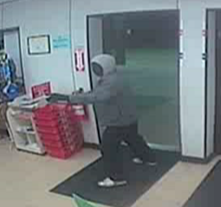 State Police Investigating Robbery in Genesee County.