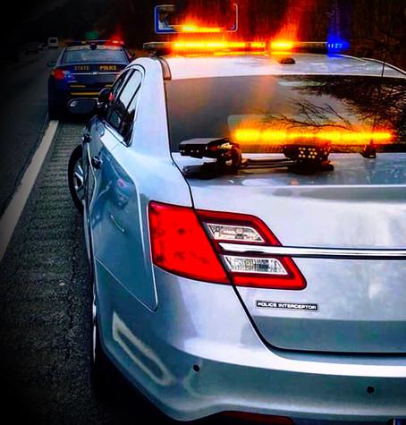 Cheektowaga man arrested for Felony DWI and resisting arrest following a traffic stop in Buffalo.