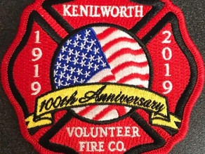 Kenilworth Fire Co. 2019 Line Officers Election Results.
