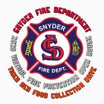 """Snyder Fire Dept """"Tiger Den"""" Food Collection Drive."""