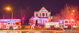Buffalo - Structure Fire on High St.