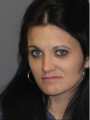Jamestown woman charged with Larceny