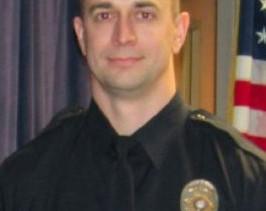 RIP Police Officer David Romrell of South Salt Lake Police Department.