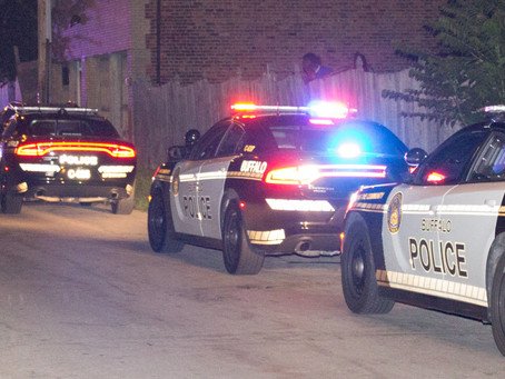 Buffalo - Pedestrian Struck by Vehicle on Wilson St., July 4th