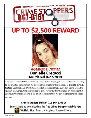 Erie County District Attorney's Officers and Police Need Your Help. Please Share!