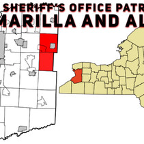 Erie Co. Sheriff's Office Patrol Logs for Alden and Marilla, 09/26 Through 10/02.