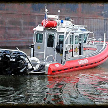 Erie County Sheriff's Office Marine Unit Busy on Area Waterways this Weekend