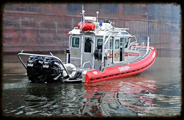 Active weekend for Marine patrol