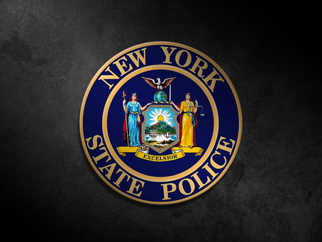 NYSP Confirm the Death of a Trooper Working on the Great Sacandaga Lake as part of a Marine Detail.