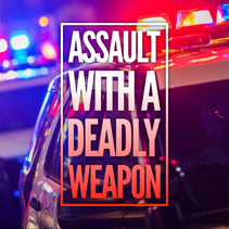 Arrest Made In Assault Case Where Subject Sliced Victims Throat.