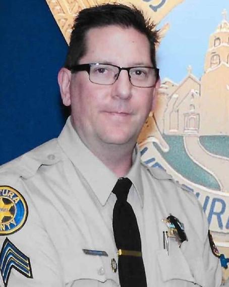 RIP Sergeant Ron Helus Ventura County Sheriff's Office, California.