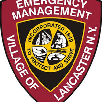 VILLAGE OF LANCASTER EXTENDS STATE OF EMERGENCY.