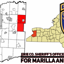 ERIE COUNTY SHERIFF'S OFFICE PATROL LOG FOR ALDEN AND MARILLA 08/22/20 THROUGH 08/28/20.