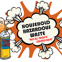 HOUSEHOLD HAZARDOUS WASTE COLLECTION EVENT COMES TO ECC SOUTH