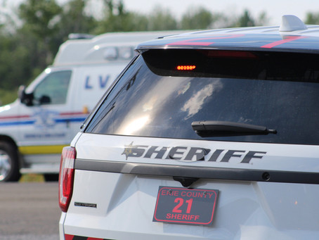 Erie Co. Sheriffs Patrol Logs for the Town of Clarence. 11/10/18 Through 11/16/18.