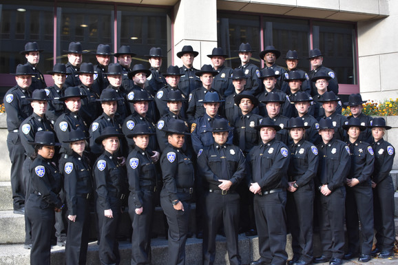 ERIE COUNTY SHERIFF'S OFFICE GRADUATES 44 IN LATEST CORRECTIONS CLASS