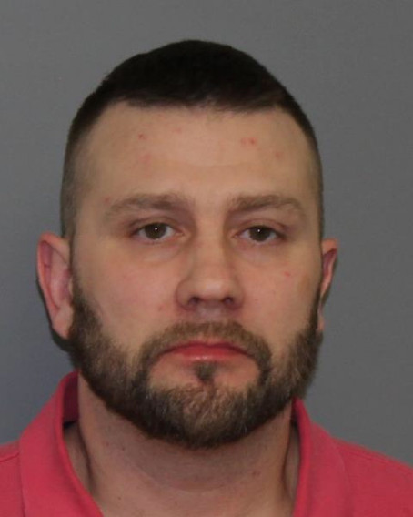 Suspect Arrested by NYS Police for Petit Larceny.