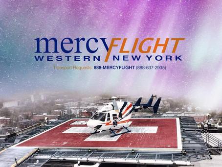 Mercy Flight of WNY Needs YOUR Votes.