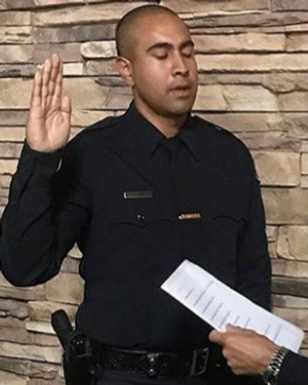 Police Officer Gregory Casillas., Pomona Police Department, California. End of Watch Friday, March 9