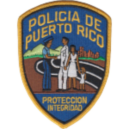 RIP Agent Alfred Zanyet-Pérez., Puerto Rico Police Department, Puerto Rico.