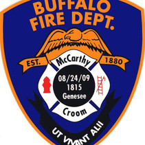 Buffalo - Structure Fire with Vic Burned