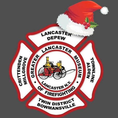 11th Annual Christmasville Firetruck Parade.