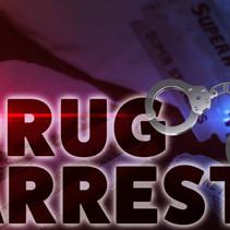 Another Late Night Drug Arrest in Closed After-hours Parks.