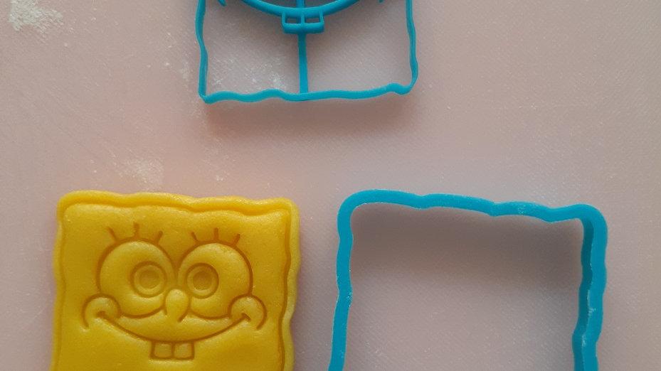 Cookies Cutter - Spongebob