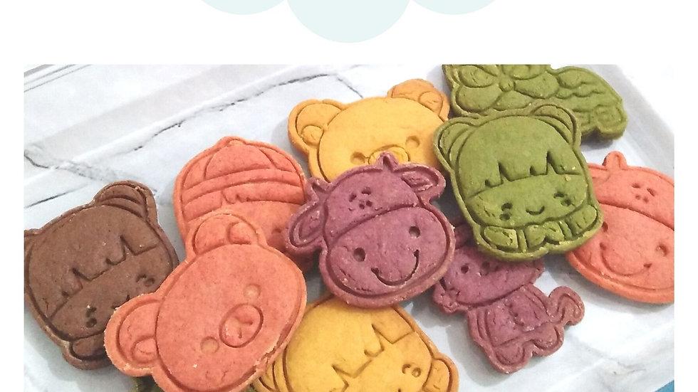 Tepung Premiks - Tepung Cookies Rasa Original