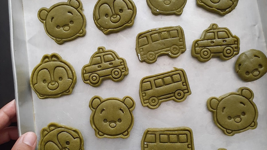 Cookies Cutter - Pooh