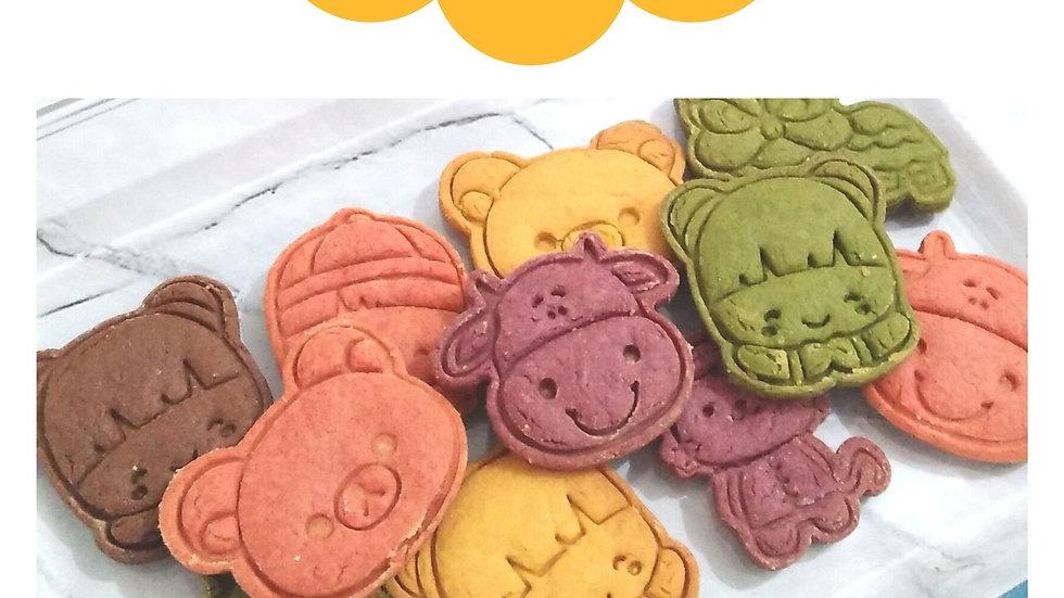 Tepung Premiks - Tepung Cookies Rasa Wortel