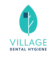 Village Dental Hygiene Logo