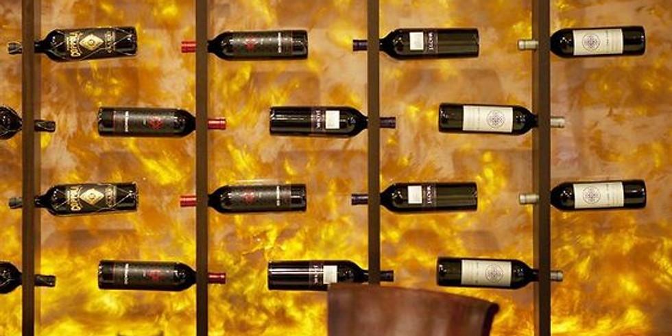 Wine O'Clock Art & Gourmet