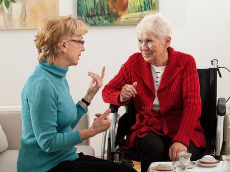 Interviewing your Elderly Parent or Spouse - Precious Memories to Preserve