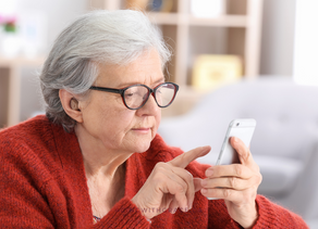 Caregiving through Covid – Tending your Elder Parent with Technology