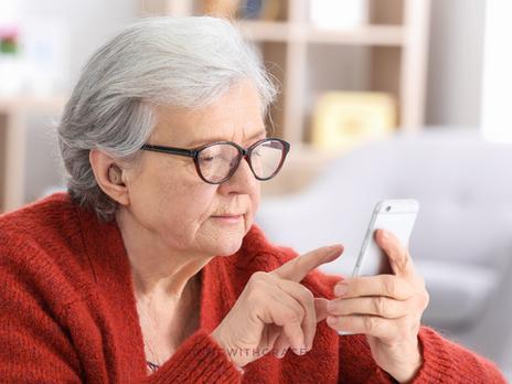 Caregiving through Covid – Tending your Elder Parent with Technology