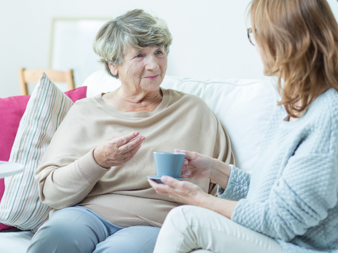 How To Talk To Parents About Their Eldercare Needs