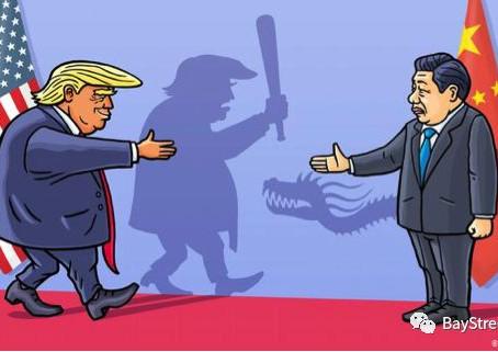 """中美贸易战,谁是最终赢家?两国真的""""非常接近""""结束贸易战"""