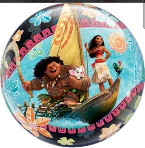 Moana Orbz Balloon