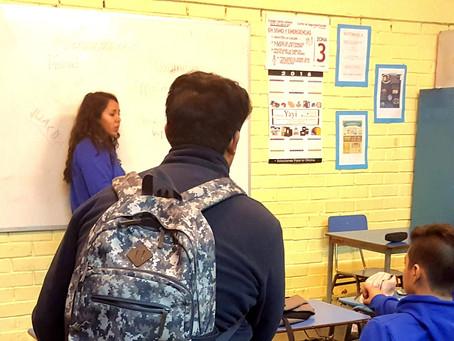 Colegio Santa Juliana: Tutorías entre pares y otras iniciativas de los estudiantes