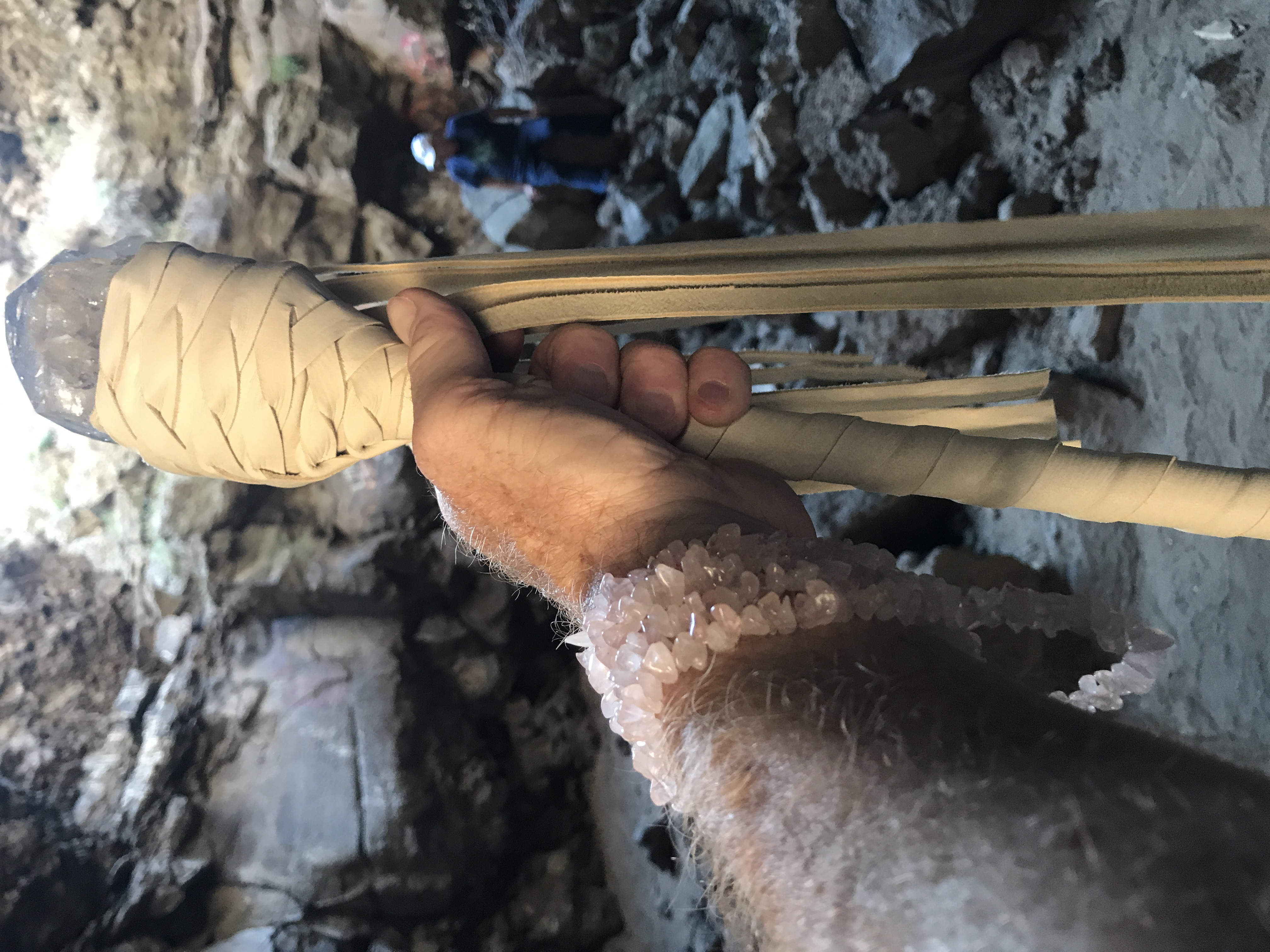 Wand in Pluto's Cave