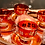 Thumbnail: 1970' Teaset in gold and red