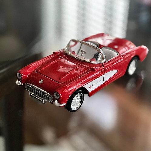 1957 corvette , mint condition
