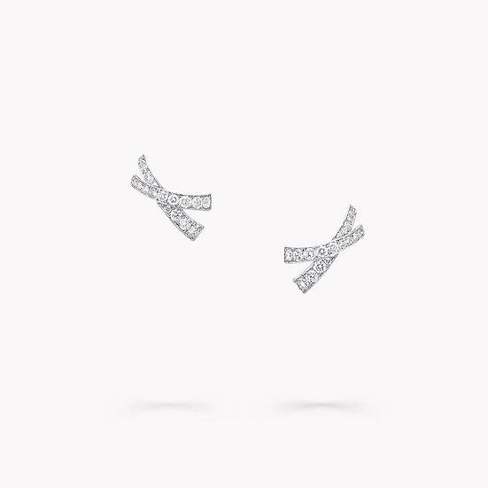 "The ""X"" Factor Diamond Earrings"