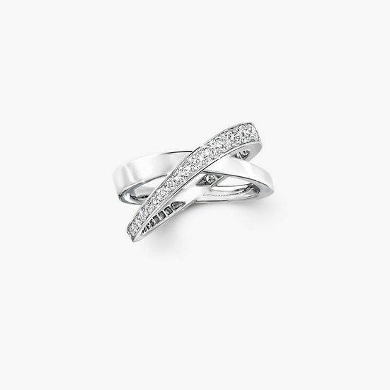 The X Factor Diamond Ring