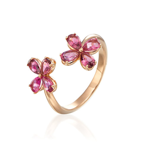 Plima Lily Ring