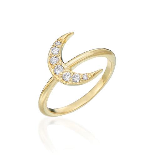 Serengeti Moon Ring