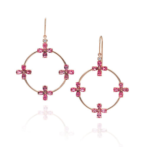 lima Lily Earrings